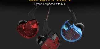 KZ ZS10 Hifi Earphone