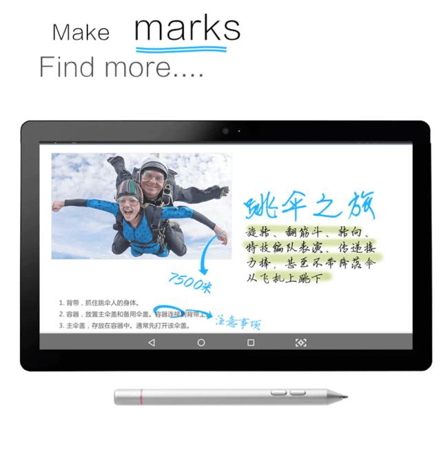 VoYo i8 Max Stylus Make more Marks