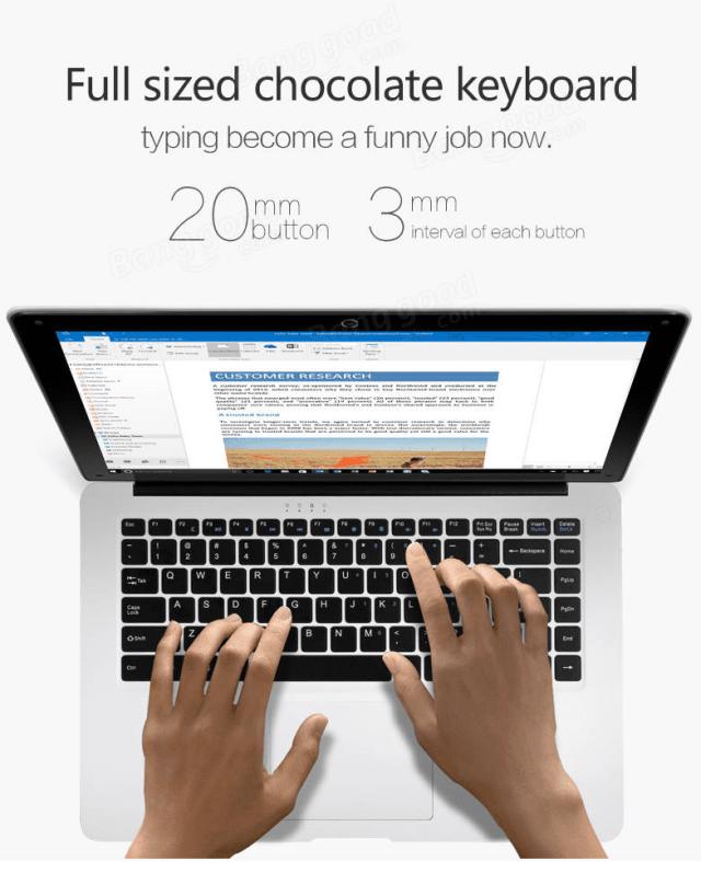 Voyo Vbook i3 Keyboard