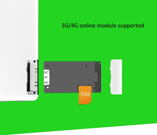 Voyo WInpad A9 Connectivity