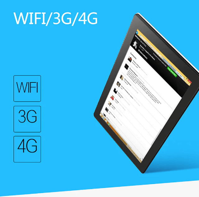 Voyo WInpad A9 Network