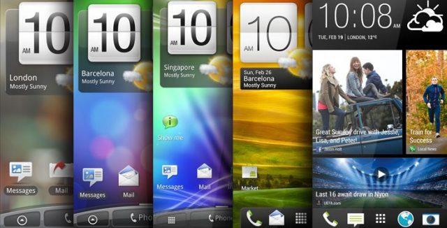 HTC's Sense