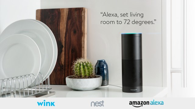 Does Nest Work with Alexa