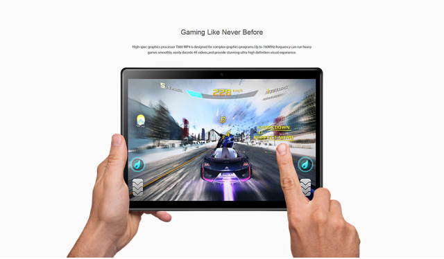 Chuwi Hi 9 Air 4G Tablet PC GPU
