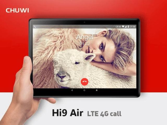 Chuwi Hi 9 Air 4G Tablet PC Verdict