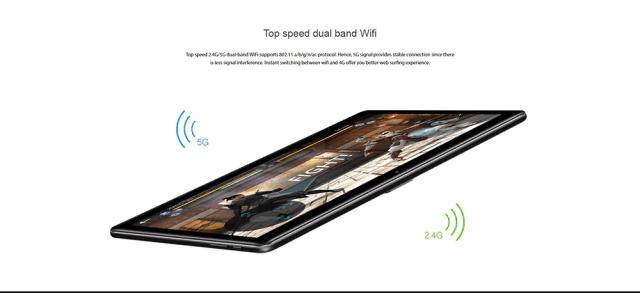 Chuwi Hi 9 Air 4G Tablet PC Wifi