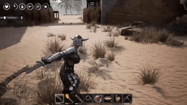 Conan exiles best weapon Ancient Khopesh