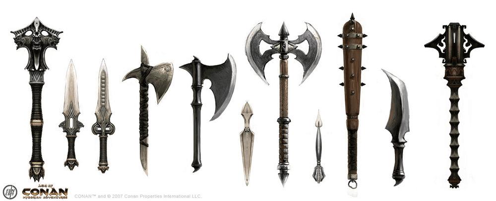 S Upda Conan Exiles Tools - Gonzagasports
