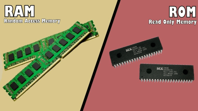Difference Between RAM and ROM Both diffrences