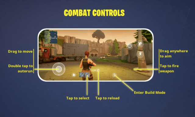 How to get Fortnite on iOS Controls