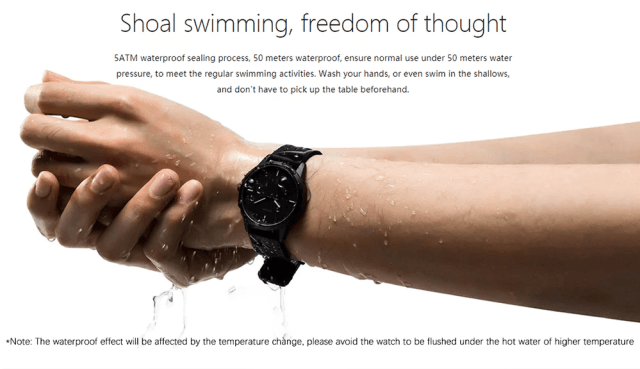Lenovo Watch 9 Wristband Waterproof