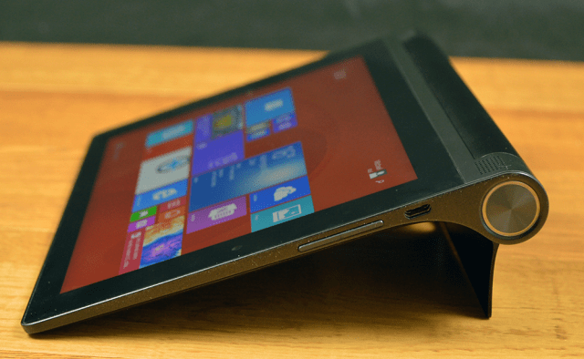 Lenovo Yoga 2 Ports