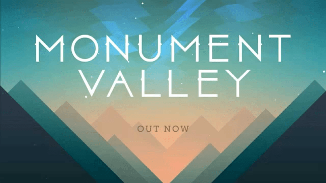 Most Played Game in the World Monument Valley