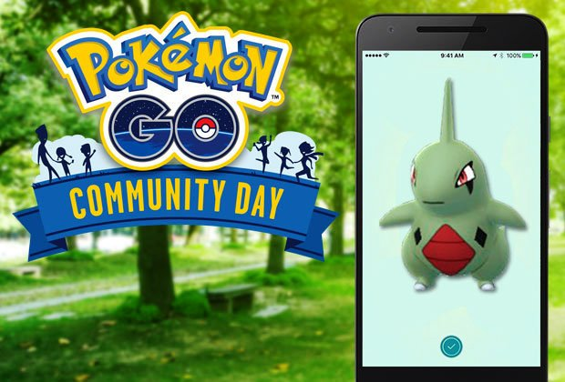 Pokemon GO Community Day Time