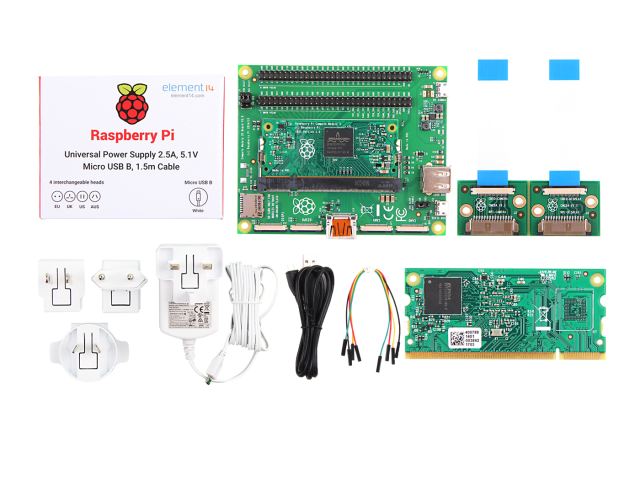 Raspberry Pi 3 Model B + Review In the nbox