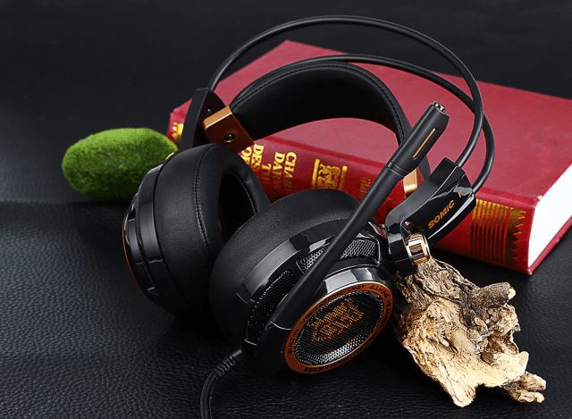 SOMIC G941 USB GAMING HEADSET Overall Look