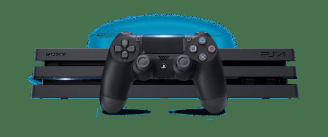 Xbox One S vs PS 4 Pro PS4 Pro