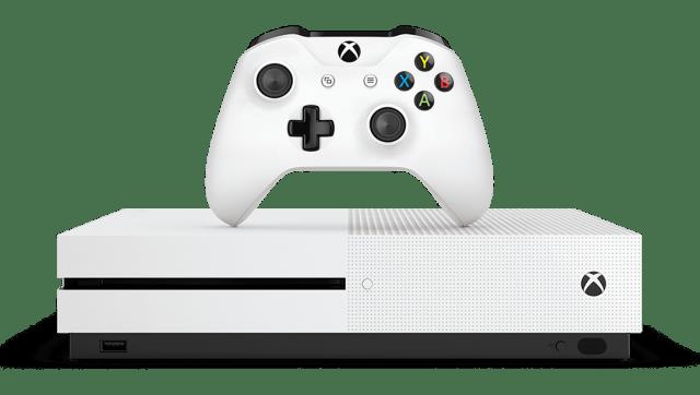 Xbox One S vs PS 4 Pro Xbox One S