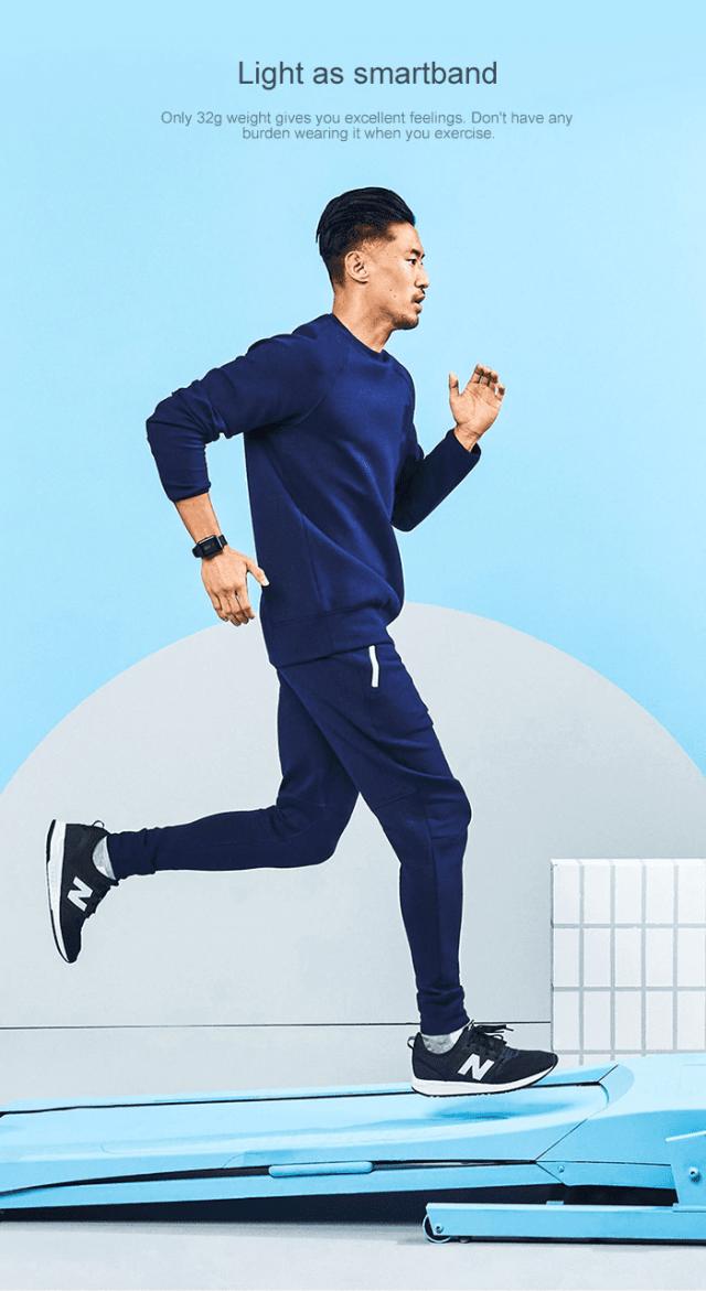 Xiaomi Amazfit Smartwatch Lightweight
