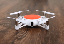 Xiaomi MITU Mini RC Drone Look