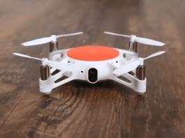 Xiaomi MITU Mini RC Drone Look