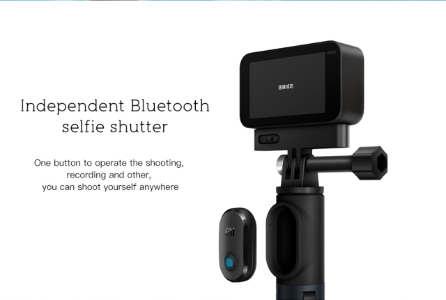 Xiaomi XXJZPG01YM Bluetooth Selfie Stick Bluetooth SHutter