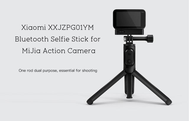Xiaomi XXJZPG01YM Bluetooth Selfie Stick Overview