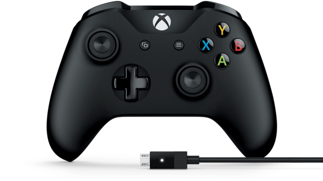 xbox controller for PC Connect via USB