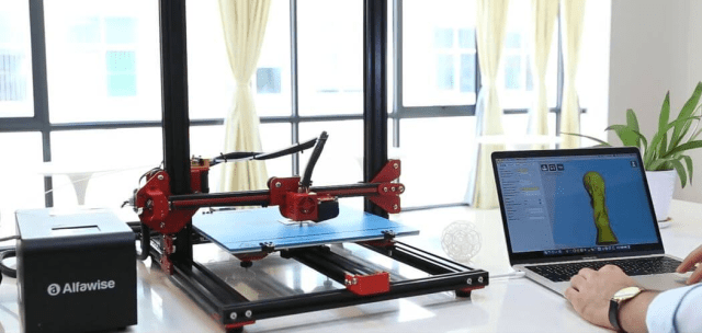 Alfawise U 20 Large Scale DIY 3D Printer Benefits