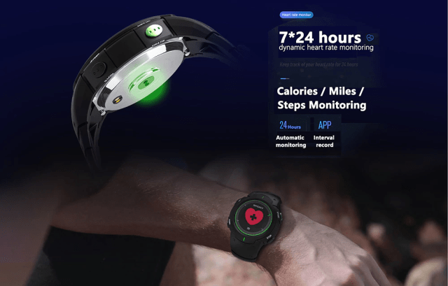 DTNO.I F13 Smart Watch Monitoring