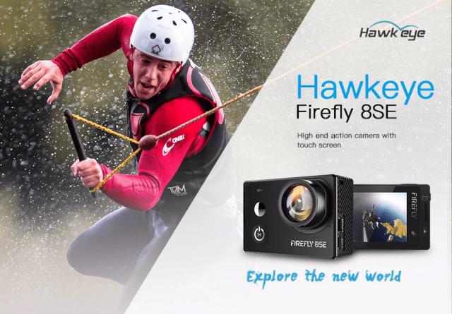 Hawkeye Firefly 8 SE Action Camera Look