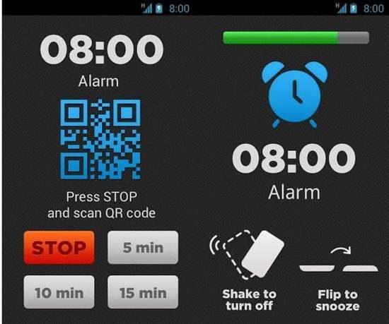NFC Alarm