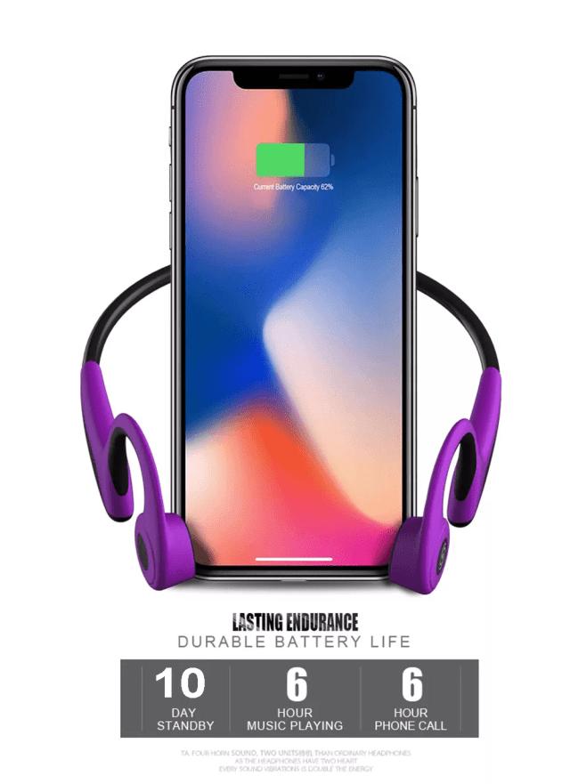 Ten Fifteen Z8 Bluetooth Earphone Battery