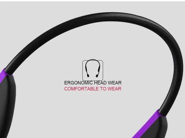 Ten Fifteen Z8 Bluetooth Earphone Wearing Comfort