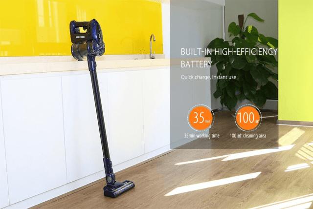 WP536 Handheld Vacuum Cleaner Battery