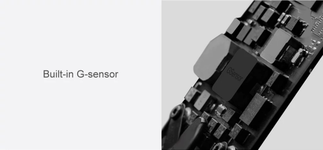 Xiaomi xiaofang Panoramic Camera G Sensor