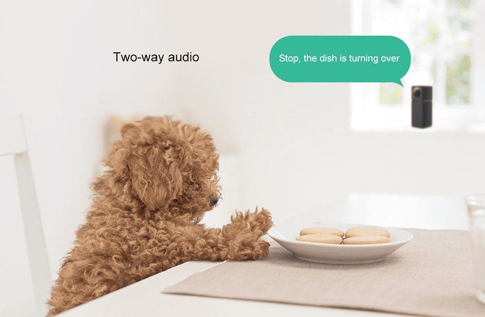 Xiaomi xiaofang Panoramic Camera Two Way Audio