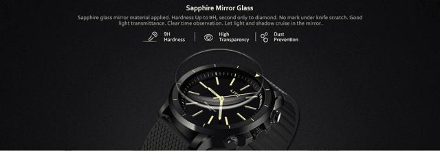 Zeblaze VIBE LITE Smart Watch Glass