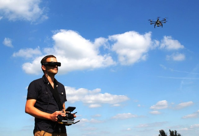 Top Five Potential Uses for FPV Drone Technology