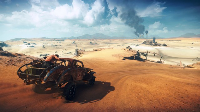 Mad Max Game Review