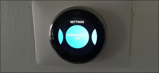 Put Up Your Nest Thermostat