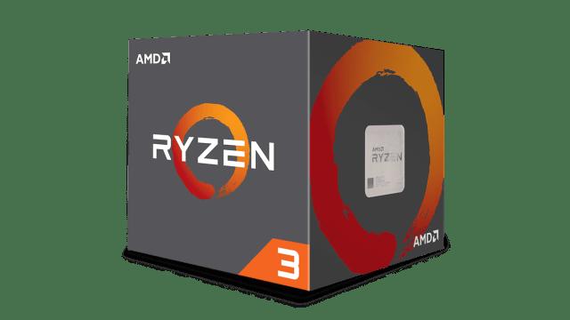 Best Budget CPU AMD RYZEN 3 1300X