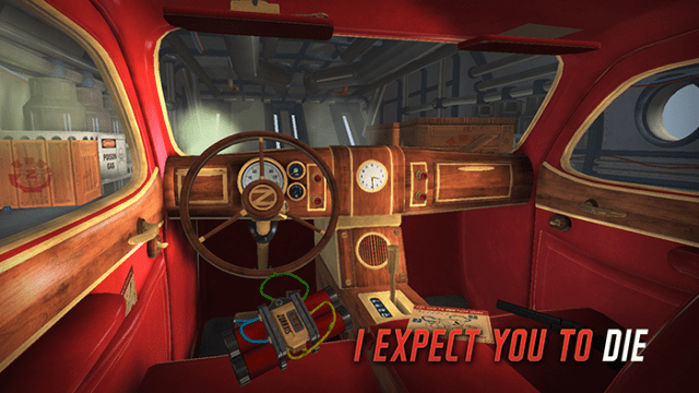 Best Oculus Rift Games o expect you to die