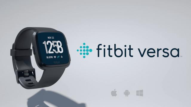 Fitbit Versa vs Apple Watch Health Features