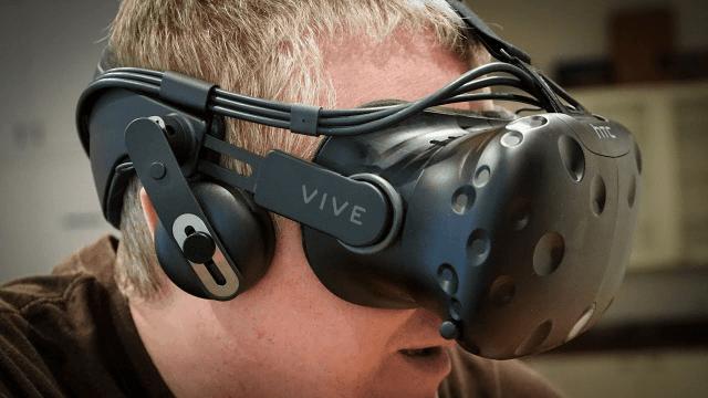Htc Vive vs Oculus Rift HTC Vive Comfort