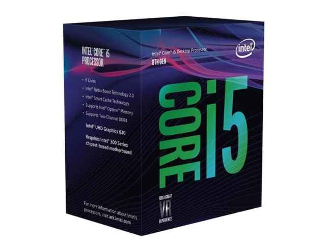 Top 10 Intel Processor List Intel Corei5 - 8400
