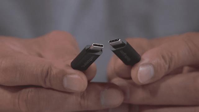 USB C vs Thunderbolt 3 About USB C