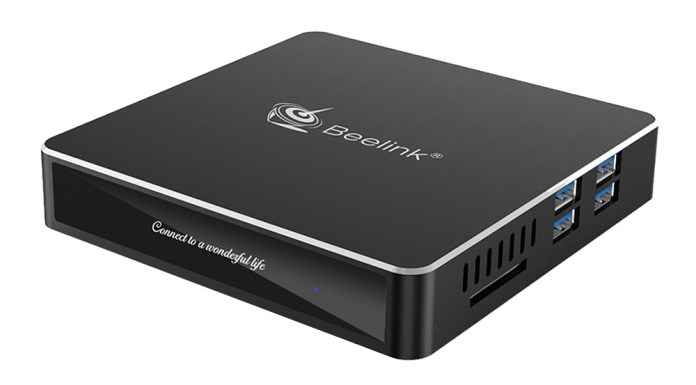 Beelink N41 N4100 Mini PC