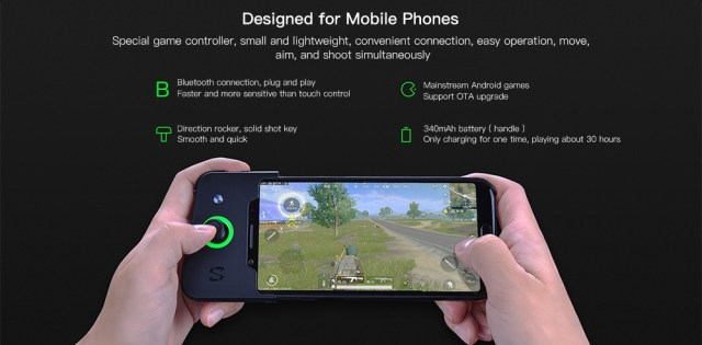Xiaomi Black Shark SKR H0 Conclusion