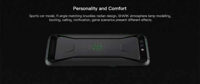Xiaomi Black Shark SKR H0 Design
